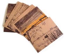 6-Postkaarten-|-Herfst